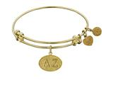 Angelica Delta Zeta Expandable Bangle Collection style: GEL1229