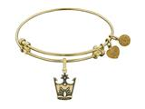 Angelica Glinda Crown Expandable Bangle Collection style: GEL1237