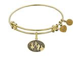 Angelica Group Silhoutte Expandable Bangle Collection style: GEL1261