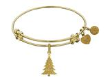 Angelica Christmas Tree Expandable Bangle Collection style: GEL1278