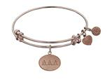 Angelica Delta Delta Delta Expandable Bangle Collection style: PGEL1227