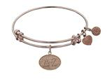 Angelica Delta Zeta Expandable Bangle Collection style: PGEL1229