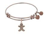 Angelica Gingerbread Man Expandable Bangle Collection style: PGEL1256