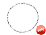Sterling Silver 10 Inches Adjustable Ankle Bracelet