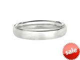 3.5mm Hollow Lightweight Wedding Band/ Ring