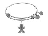 Angelica Gingerbread Man Expandable Bangle Collection style: WGEL1256