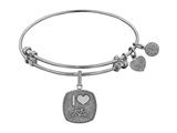 Angelica Love To Bike Expandable Bangle Collection style: WGEL1264
