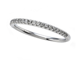 Round Diamonds Band style: SK10742