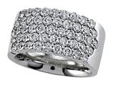 Karina B Diamond Round Band