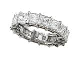 Karina B™ Diamond Princess Cut All Around Band style: 8357
