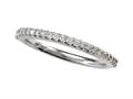 Diamond Round Band