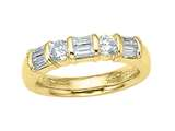 Karina B™ Baguette Diamonds Band style: 2042