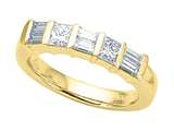 Karina B™ Baguette Diamonds Band style: 2043