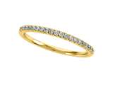 Diamond Round Pave Band style: 6252