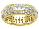Karina B™ Princess Diamonds Eternity Band style: 8006