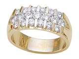 Karina B™ Round Diamonds Band style: 8023