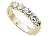 Karina B™ Round Diamonds Band style: 8024