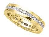 Karina B™ Baguette Diamonds Eternity Band style: 8028