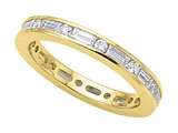 Karina B™ Baguette Diamonds Eternity Band style: 8032
