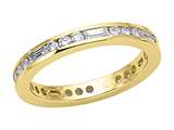 Karina B™ Baguette Diamonds Eternity Band style: 8034