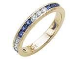Karina B™ Genuine Sapphire Band style: 8040S