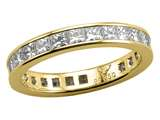 Karina B™ Princess Diamonds Eternity Band style: 8041