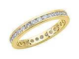 Karina B™ Round Diamonds Eternity Band