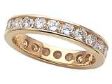 Karina B™ Round Diamonds Eternity Band style: 8044D
