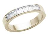 Karina B™ Baguette Diamonds Band style: 8052