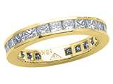 Karina B™ Princess Diamonds Eternity Band style: 8054D