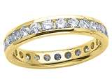 Karina B™ Round Diamonds Eternity Band style: 8062D