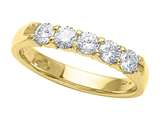 Karina B™ Round Diamonds Band style: 8063C