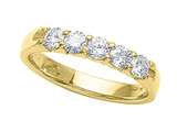 Karina B™ Round Diamonds Band style: 8064C