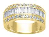 Karina B™ Baguette Diamonds Band style: 8068