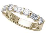 Karina B™ Baguette Diamonds Band style: 8071