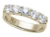 Karina B™ Round Diamonds Band style: 8076