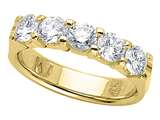 Karina B™ Round Diamonds Band style: 8076D