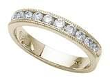 Karina B™ Round Diamonds Band style: 8077D