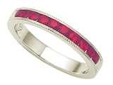 Karina B™ Ruby Band style: 8077R