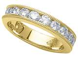 Karina B™ Round Diamonds Band style: 8080