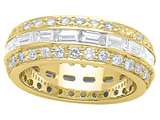 Karina B™ Baguette Diamonds Eternity Band style: 8086