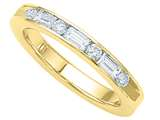 Karina B™ Baguette Diamonds Band