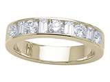 Karina B™ Baguette Diamonds Band style: 8102