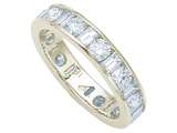 Karina B™ Baguette Diamonds Eternity Band