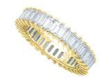 Karina B™ Baguette Diamonds Eternity Band style: 8112