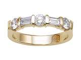 Karina B™ Baguette Diamonds Band style: 8115
