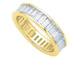 Karina B™ Baguette Diamonds Eternity Band style: 8118