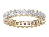 Karina B™ Princess Diamonds Eternity Band style: 8128