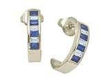 Karina B™ Sapphire Earrings style: 8143S