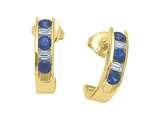 Karina B™ Sapphire Earrings style: 8144S